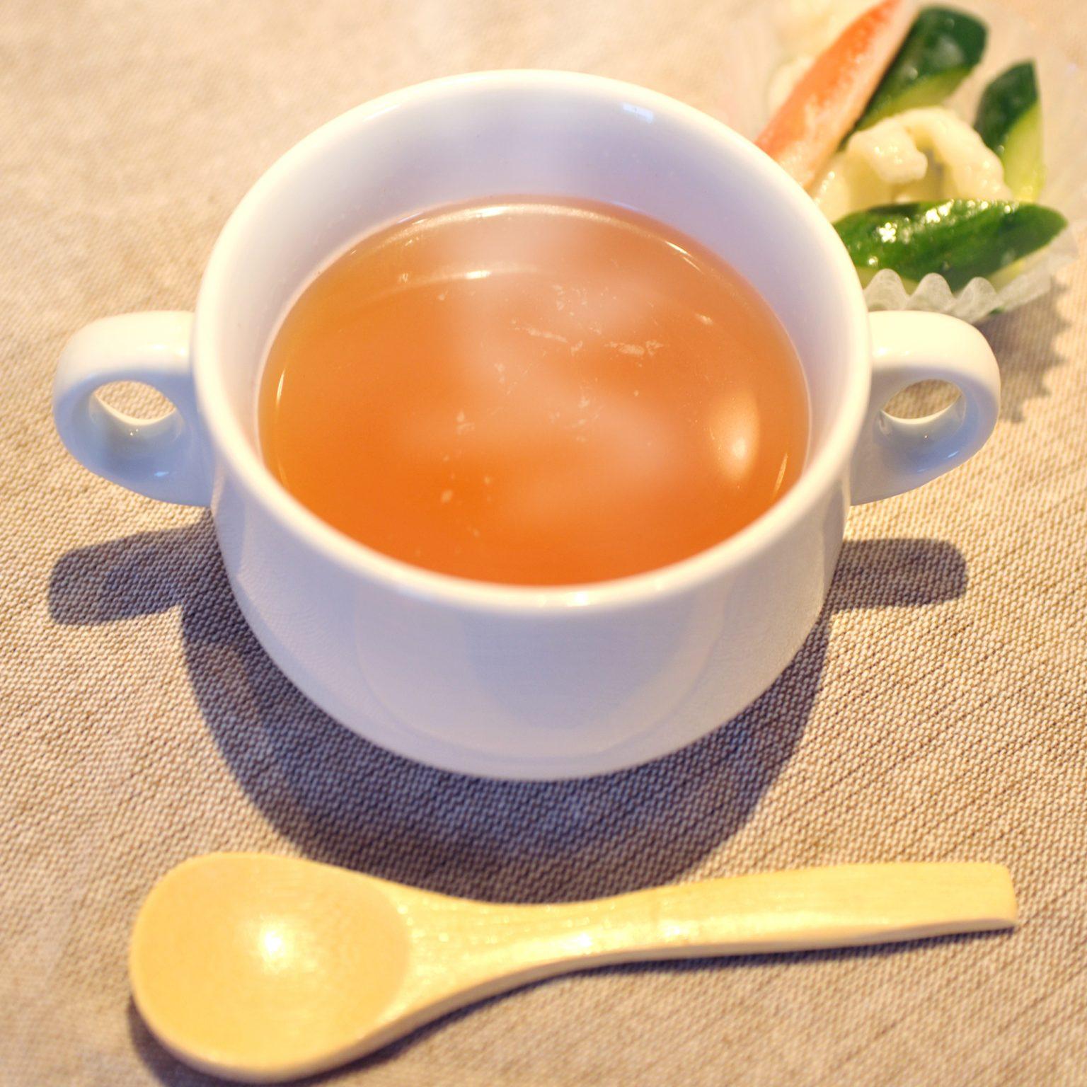 カップオニオンスープ