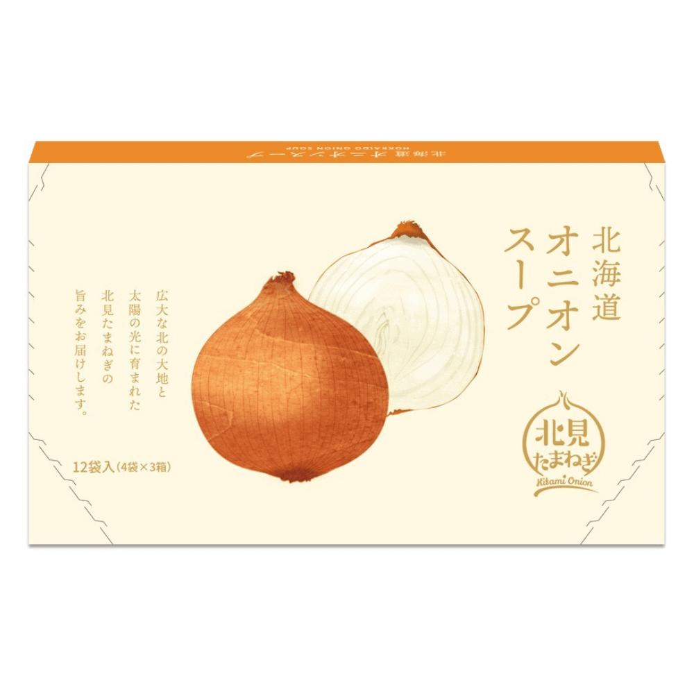 北海道オニオンスープ12本入り