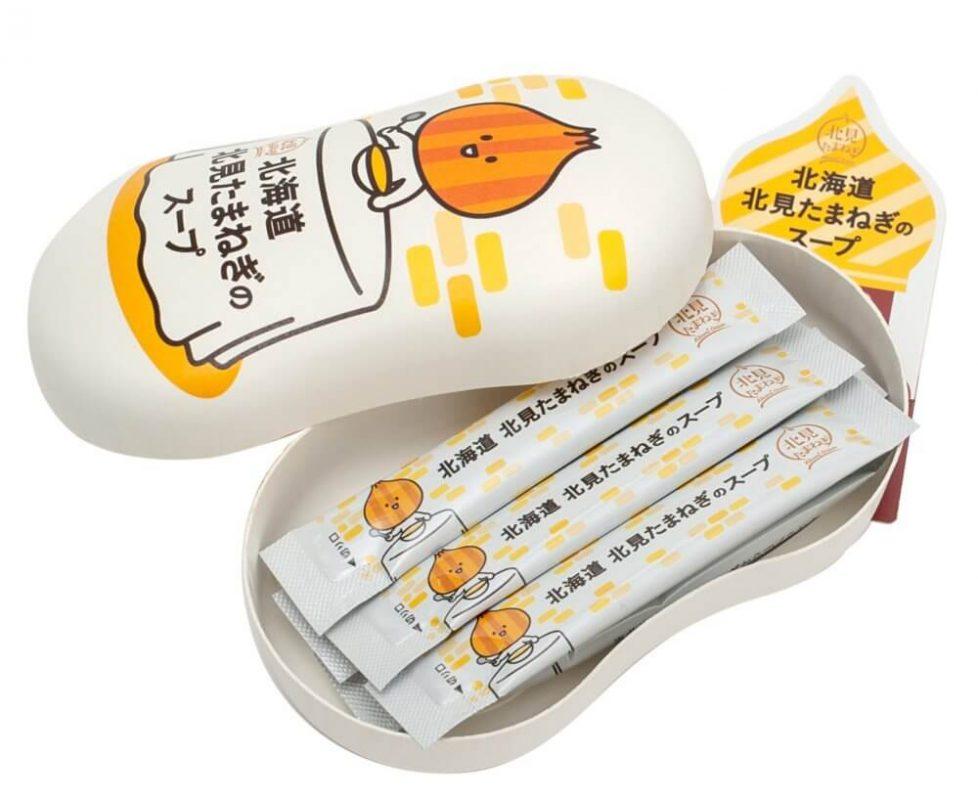 北海道北見たまねぎのスープ開封