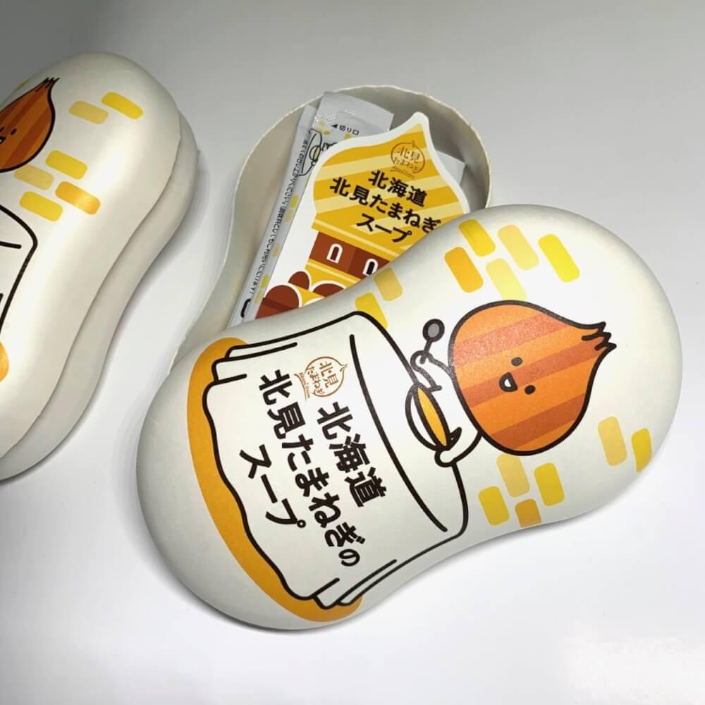 北海道北見たまねぎのスープ外箱2