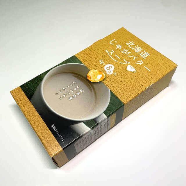 北海道じゃがバタースープ8袋入単品-箱
