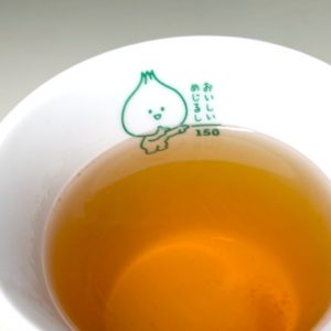きーたんのマグカップ目盛り