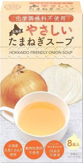 化学調味料不使用/北海道やさしいたまねぎスープ